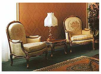 Кресло ASNAGHI INTERIORS New classic collection AS8200